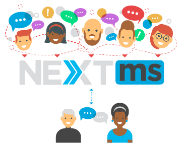 NEXTms Business Text