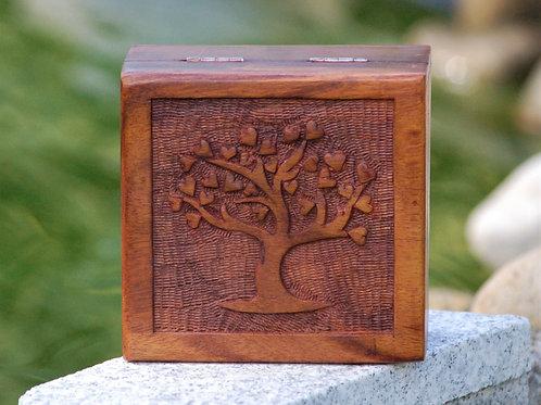 Boîte arbre de vie