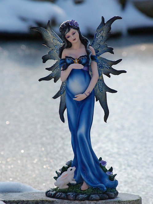 Fée enceinte Loïse