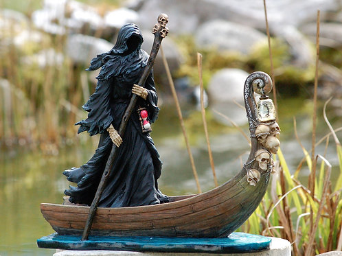 Charon, Ferryman of the Underworld