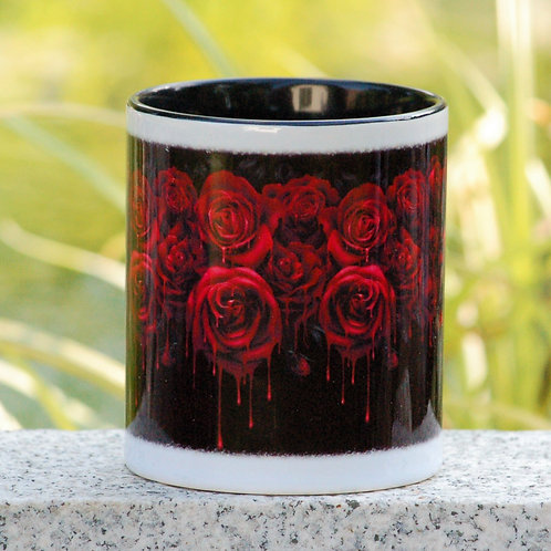 Tasse Blood Roses