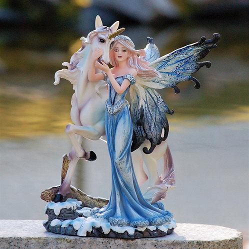 Fée Lylou et sa licorne