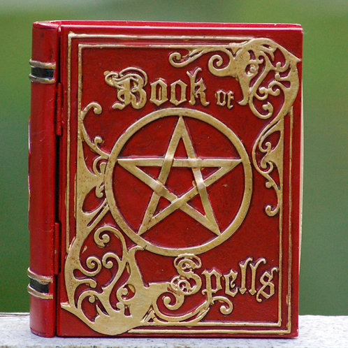 Book of Spells, Red