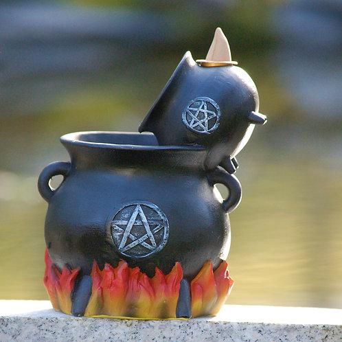 Brûleur d'encens Pouring Cauldrons
