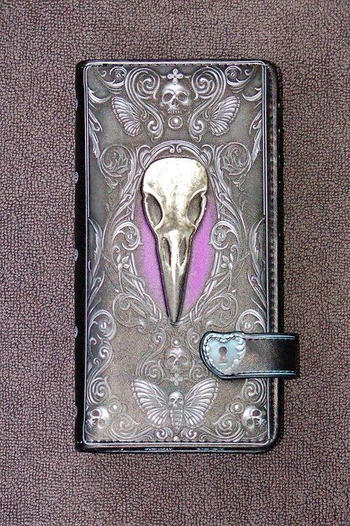 Porte-monnaie Edgar's Raven