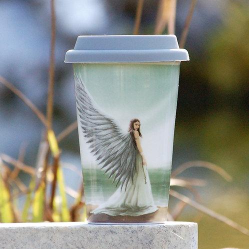 Travel Mug Spirit Guide