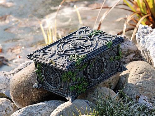 Boîte Wiccan Pentagram