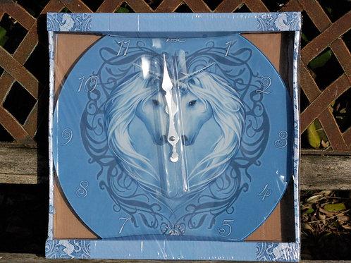 Horloge Unicorn Heart