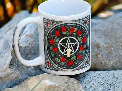 Mug Pentagram