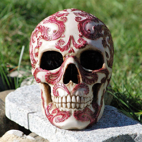 Oriental Skull