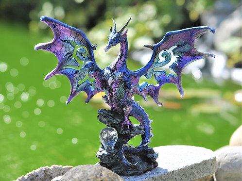 Blue Dragon Protector