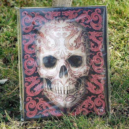 """Cadre """"Oriental Skull"""""""