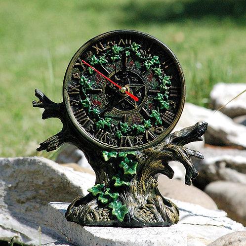 Horloge pentagramme