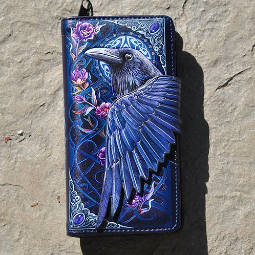 Porte-Monnaie Ravens Flight