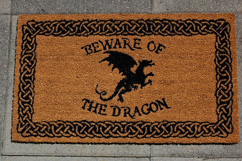 Paillasson Dragon