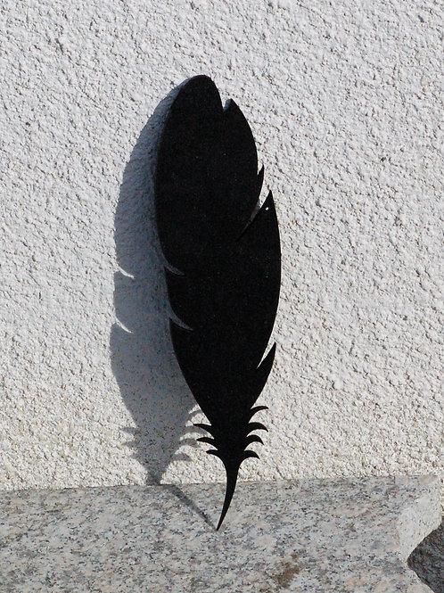 Applique plume