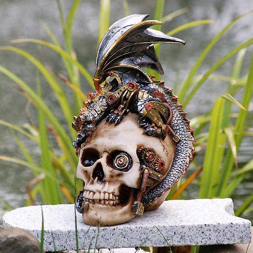 Steel Wing Skull