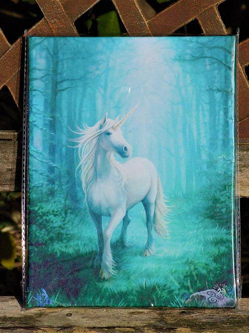 Toile Forest Unicorn