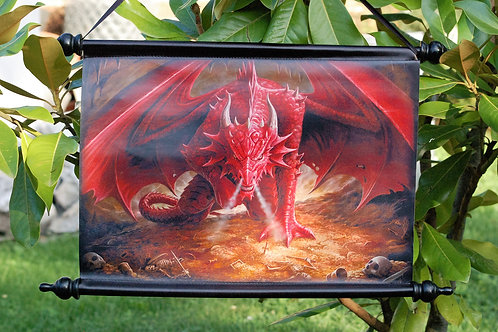 Poster roulé Dragon Lair