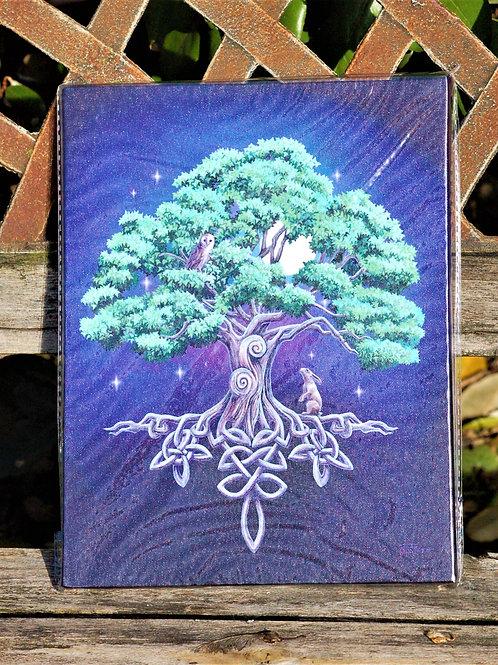 Toile Tree of Life