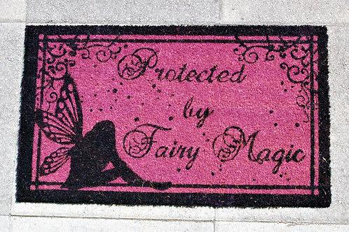 Paillasson Fairy