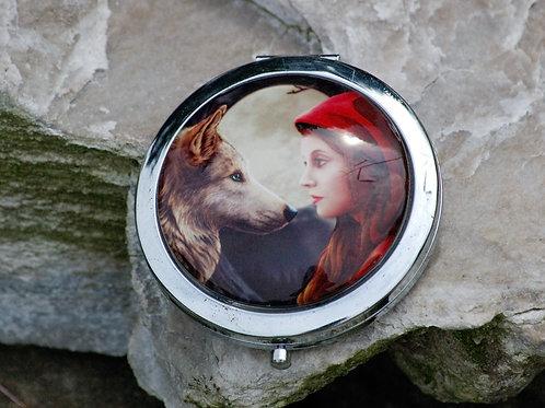 Miroir de poche Moonstruck