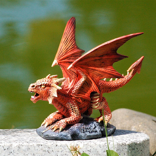 Fire Dragon Baby