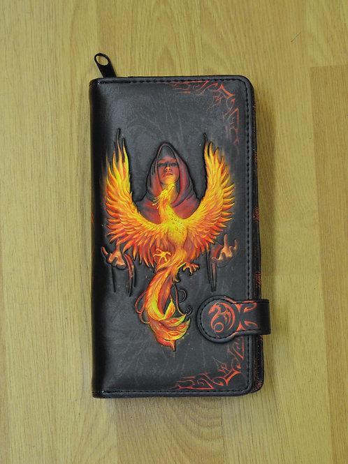 Porte-monnaie Phoenix Rising