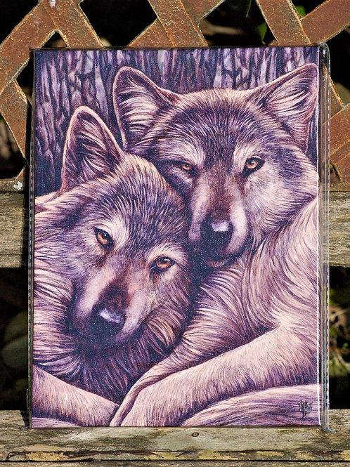 Toile Loyal Companions