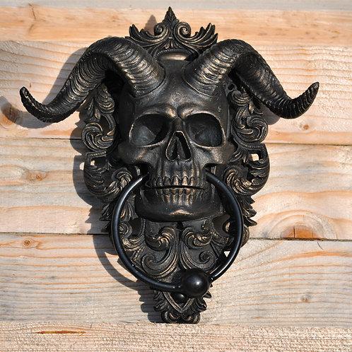 Diabolus Door Knocker