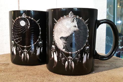 Mug Wolf Chi