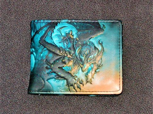 Porte-monnaie Wings of Death