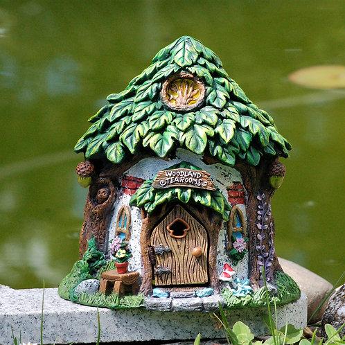 Woodland Tea Rooms Fairy House