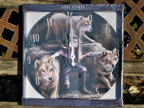 Horloge Power Of Three