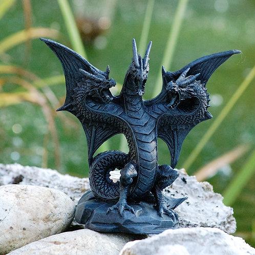 Photophore dragon à 3 têtes