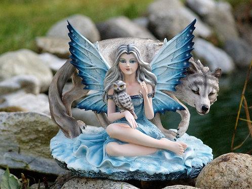 Fée Mellie et son loup