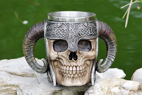 Chope Viking Skull