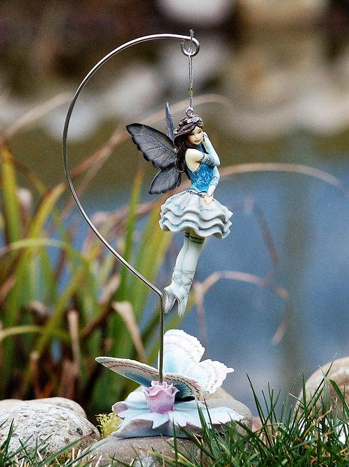Fée suspendue Blue Ballerina