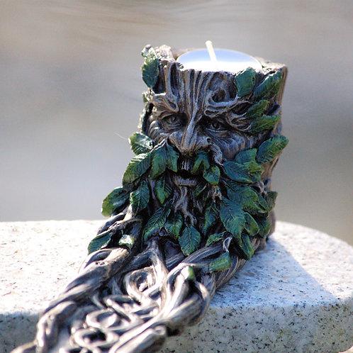 Wildwood/ brûleur d'encens et porte-bougie