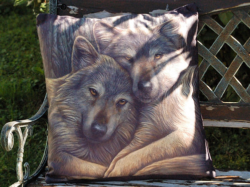 Coussin Loyal Compagnons
