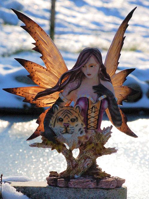 Fée Syana et son tigre