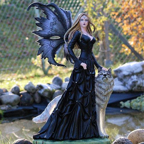 Fée Loveta et son loup