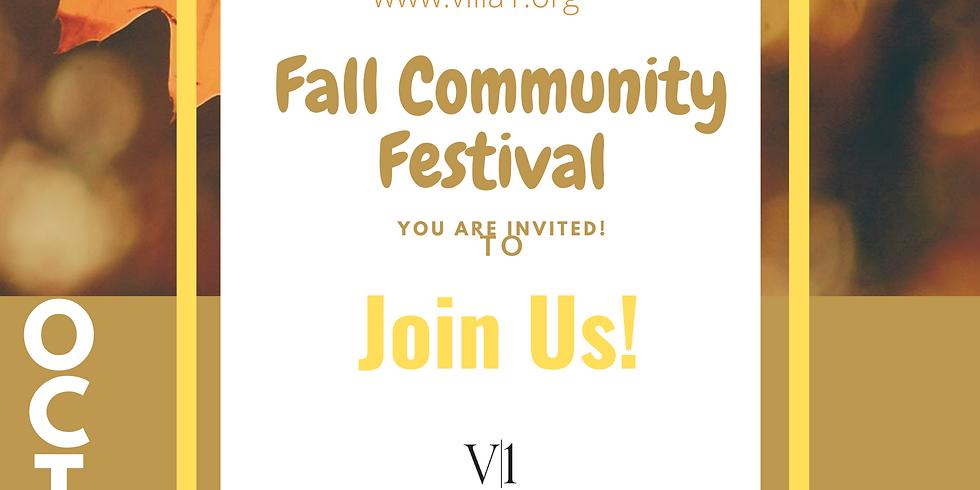 Fall Community Festival