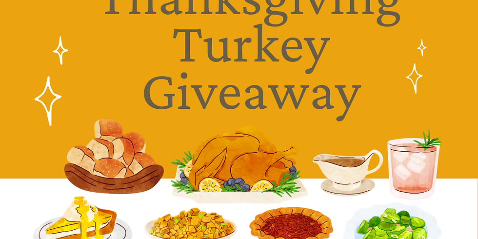 Thanksgiving Turkey Dinner Giveaway