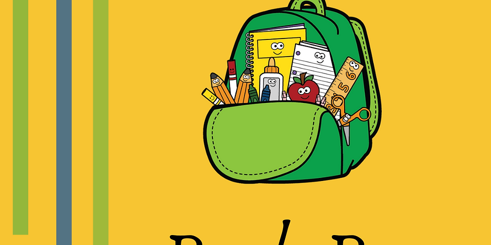 Back to School Book Bag Giveaway