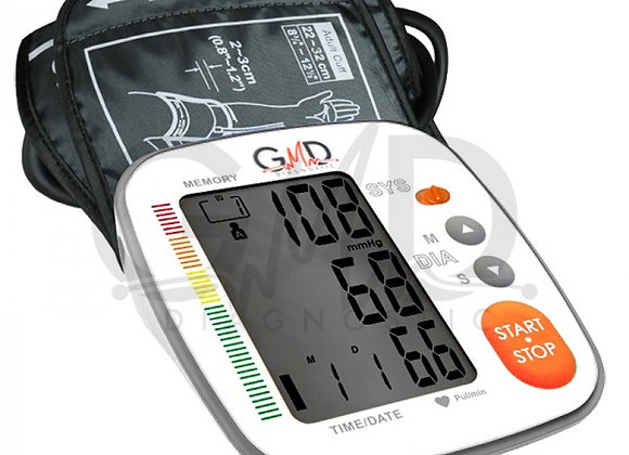 Tensiómetro Digital de Brazo Doble Usuario GMD