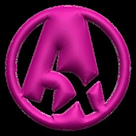 Logo 3D Circulo AX Transparente 2021 - P