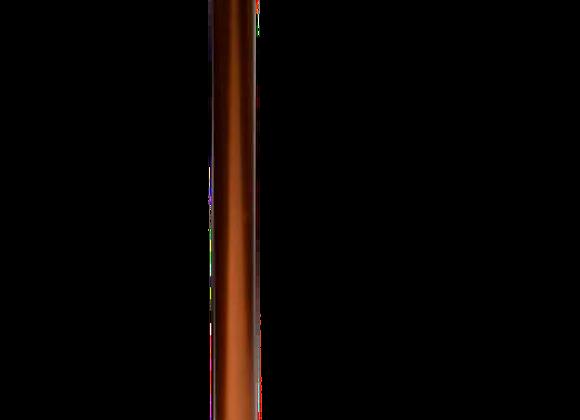 Bastón Mango de Madera Color Bronce