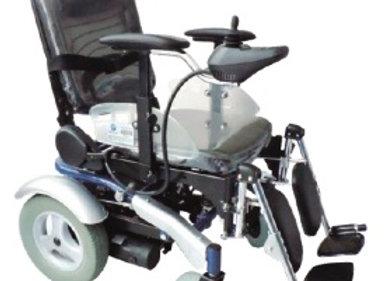 Silla de Ruedas Motorizada Elevapies Reclinable