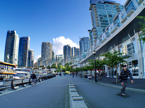 Vancouver Ranked Top Large City of the Future in the Americas